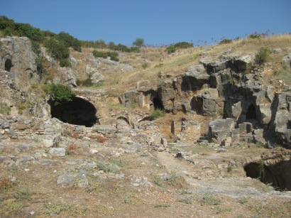 Ephesus, cave of the Seven Sleepers