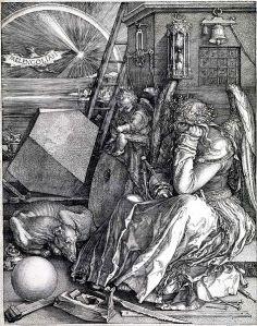 'Melencolia I ' by Albrecht Dürer