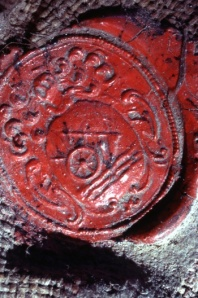 Count de Saint Germain's seal