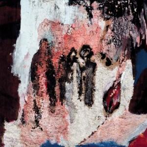 'Leyla'siz Mecnun' II, painting by Işıl S. Gönen