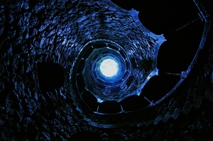 'Initiation well', Sintra-Portugal. Picture by Afton Halloran