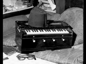 Mister Gurdjieff's Harmonium (Accordion Piano)