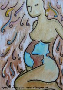 """""""Birthing the World"""", Albano Gioia"""