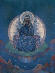 'Mother of the World', by Nicolas Roerich.