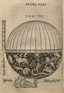 Cosmographia was written by Peter Apian (or Petrus Apianus in the more common Latin version of his name), in 1524.