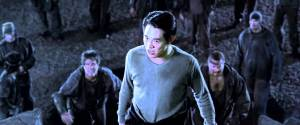 Jet Li, from the movie : THE ONE