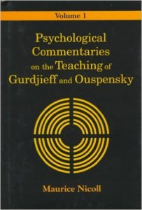 From 'Psychological Commentaries on the Teachings of Gurdjieff and Ouspensky', by Maurice Nicoll-Weiser 1980. Volume 1, pages 350-351.