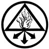 Red King symbol from the 'Speculum Veritatis'