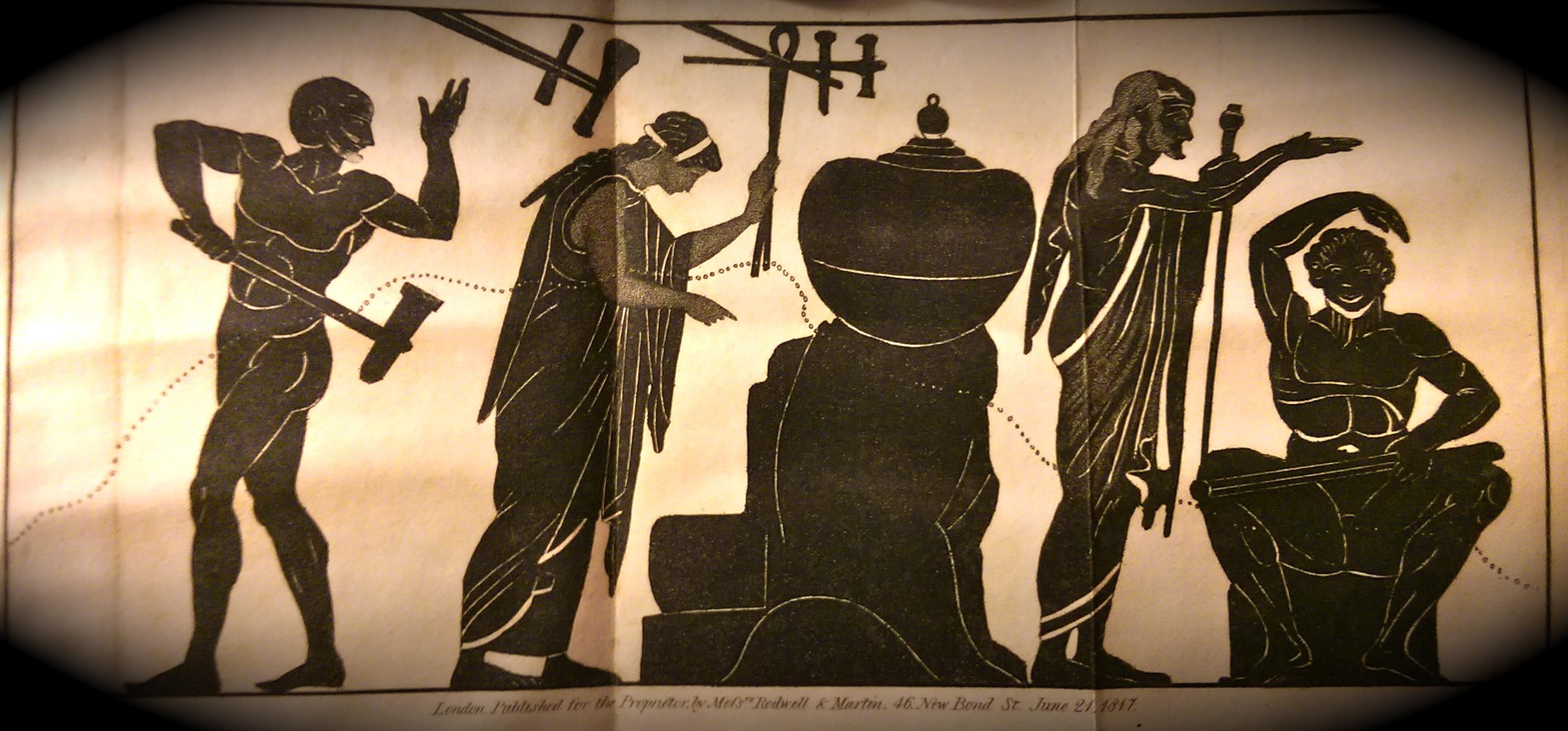 Dissertation eleusinian bacchic mysteries