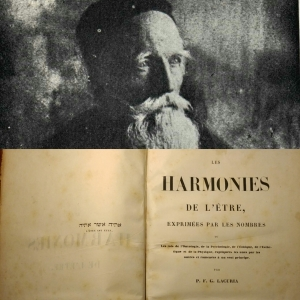 "Lacuria and his masterwork: ""The Harmonies of Being'."