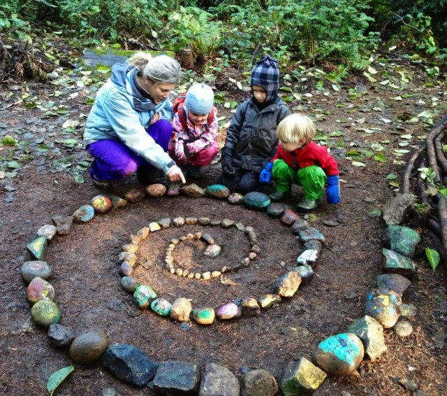 Cedarsong_Nature_School_Solstice_Spiral_courtesy_Erin_Kenny