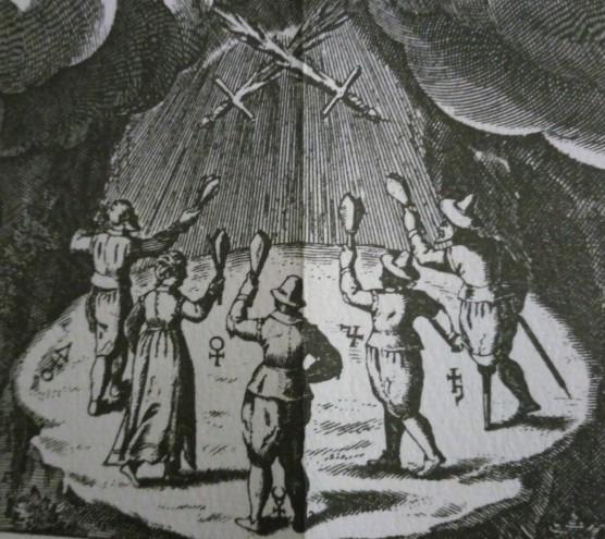 Cabala, Spiegel der KUnst und Natur, in Alchymia_Stephan Michelspacher_1615-02