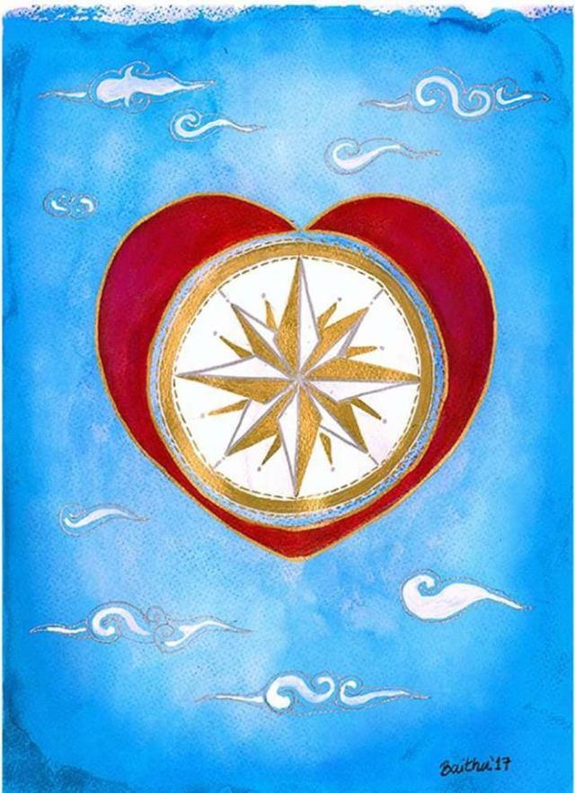 My compass_by Baitha Bahar