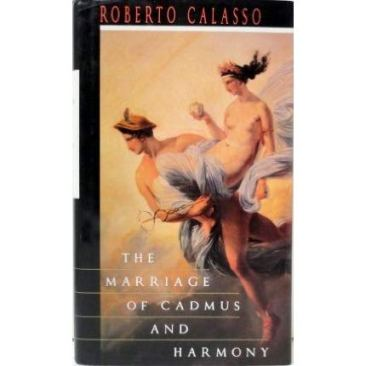 Mariage of Cadmus and Harmony