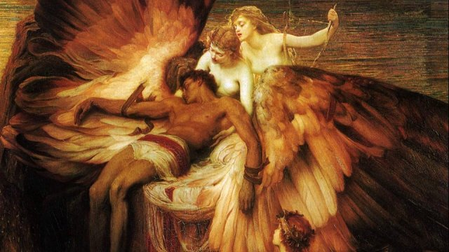 Lament for Icarus, by Herbert James Draper